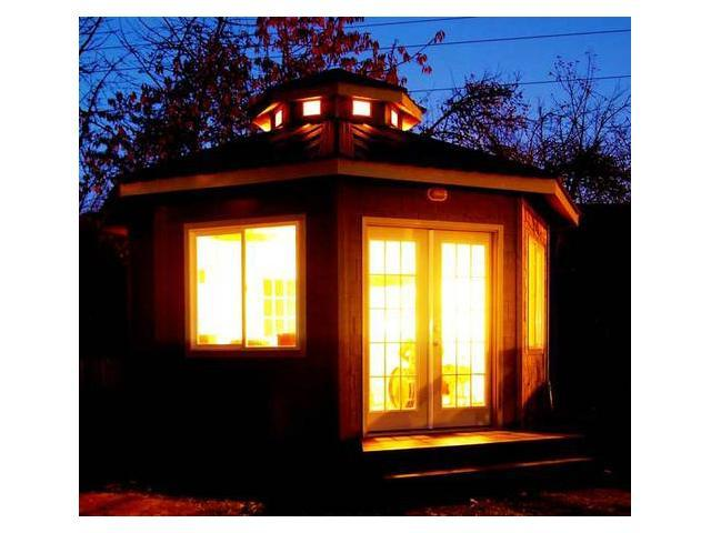 Tiny Yurt Cabin 2