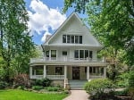 Two Historic Homes On The Same Street in Illinois For Sale