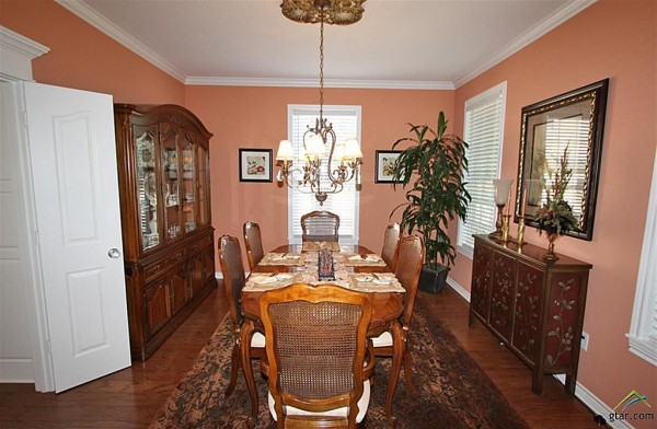 Dining rm Tyler TX home for sale zillow