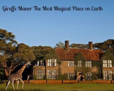 Giraffe Manor Hotel