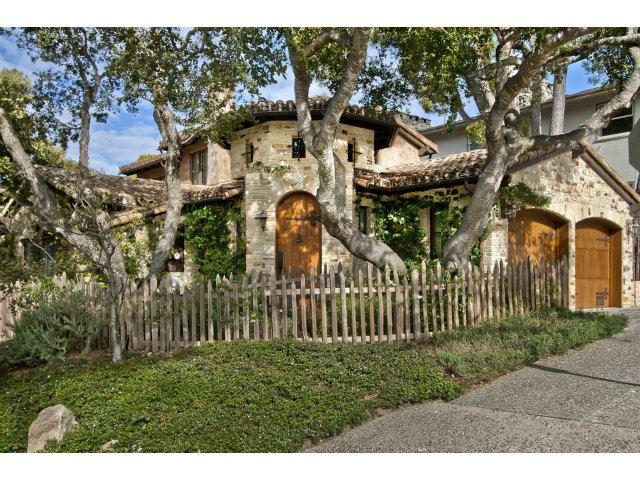Storybook Cottage In Carmel By The Sea CA For Sale With Coldwell