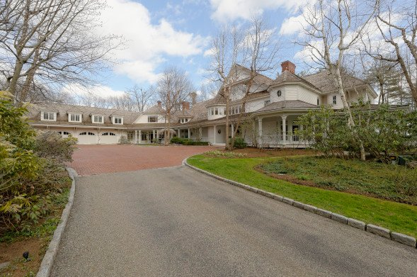 Ron Howard selling Greenwich CT home