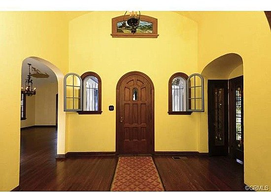 Romantic 1921 Spanish Style Home In Anaheim Ca