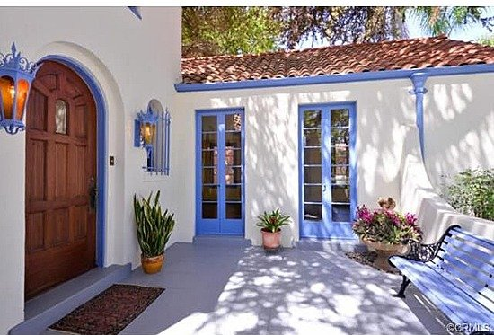 1921 historic home Anaheim CA