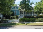 House With A White Picket Fence in Alabama For Sale