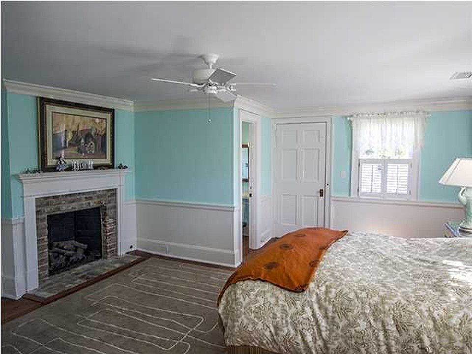 Bedroom Charleston SC historic house for sale