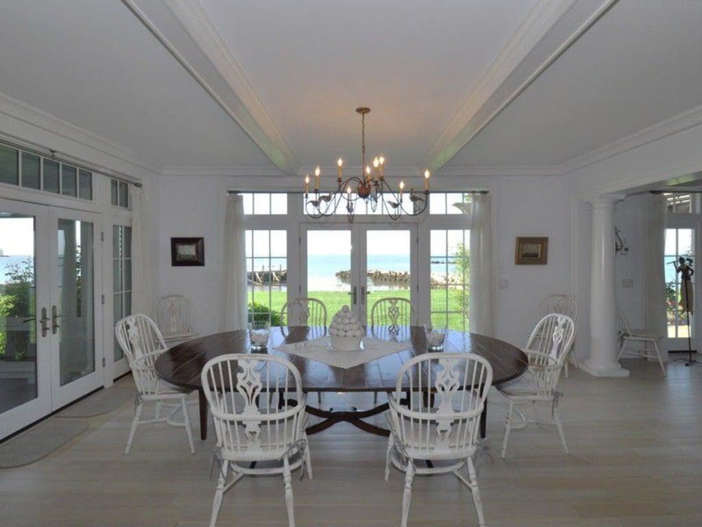 Dining Rm - The Katherine Hepburn Estate