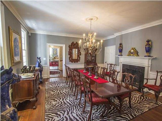 Dining rm 132 Church St Charleston SC for sale