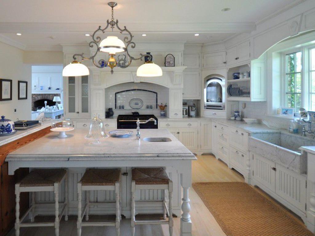 Kitchen- Katherine Hepburn's Estate for sale