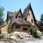 Spadena Witch House in 2009