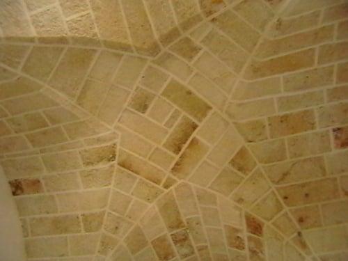 Puglia Villa Star Vaulted ceiling