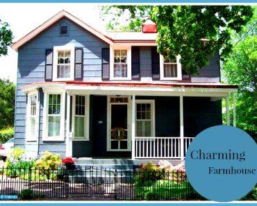 Circa 1880 Charming Farmhouse