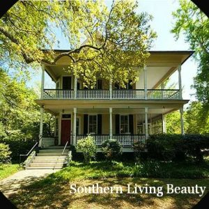 Rare Victorian home with deep double porches full of southern living beauty at 754 Pitt St Mt Pleasant SC