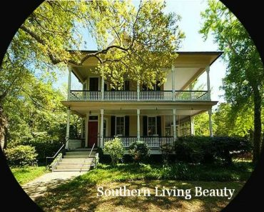 Mt Pleasant SC Victorian home has awesome double porches