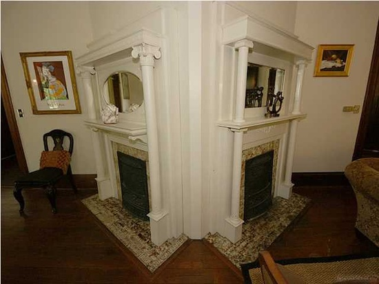 Double fireplaces 754 Pitt St Mt Pleasant SC