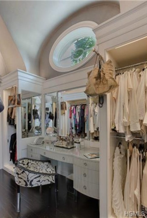 Dressing Room - Bathroom - Catherine Zeta Jones Colonial in NY for sale
