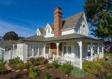 Napa Farmhouse Style Home in California