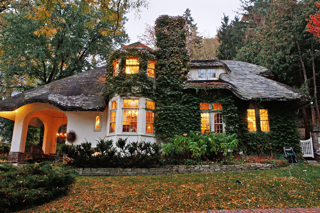 Real estate roundup a storybook cottage and more Cottage and home