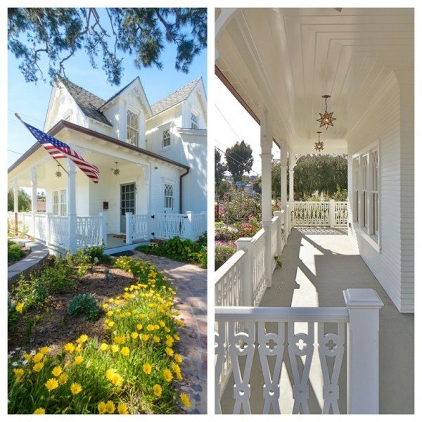 Napa Farmhouse Manhattan Beach CA
