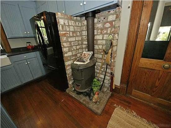 Pot belly stove 754 Pitt St Mt Pleasant SC
