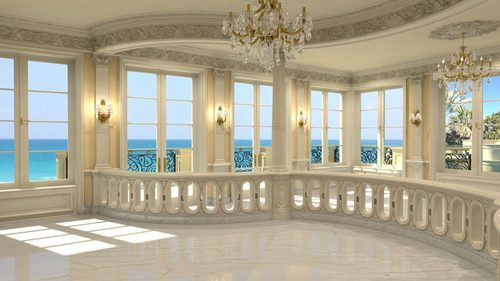 Inside Le Palais Royal - Coldwell Banker