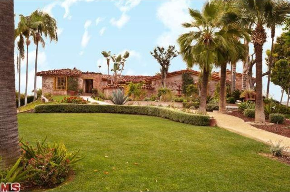Spanish style ranch