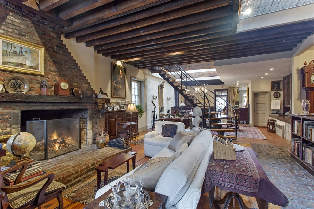 Eat pray love carriage house for sale for Sale house in brooklyn