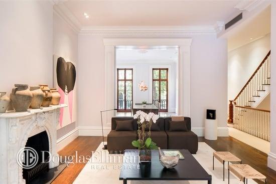 Sarah Jessica Parker Matthew Broderick Greenwich Village Townhouse