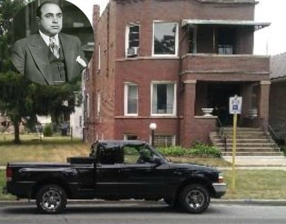 Al Capone House 7244 S Prairie Ave Chicago IL 2