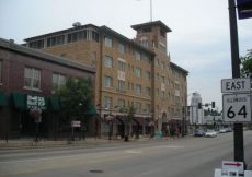 Hotel Baker in St. Charles Illinois
