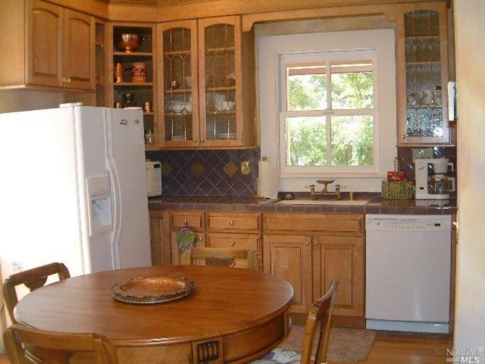 Kitchen 1526 3rd St Napa, CA Coldwell Banker