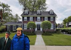 The Real Planes Trains and Automobiles house