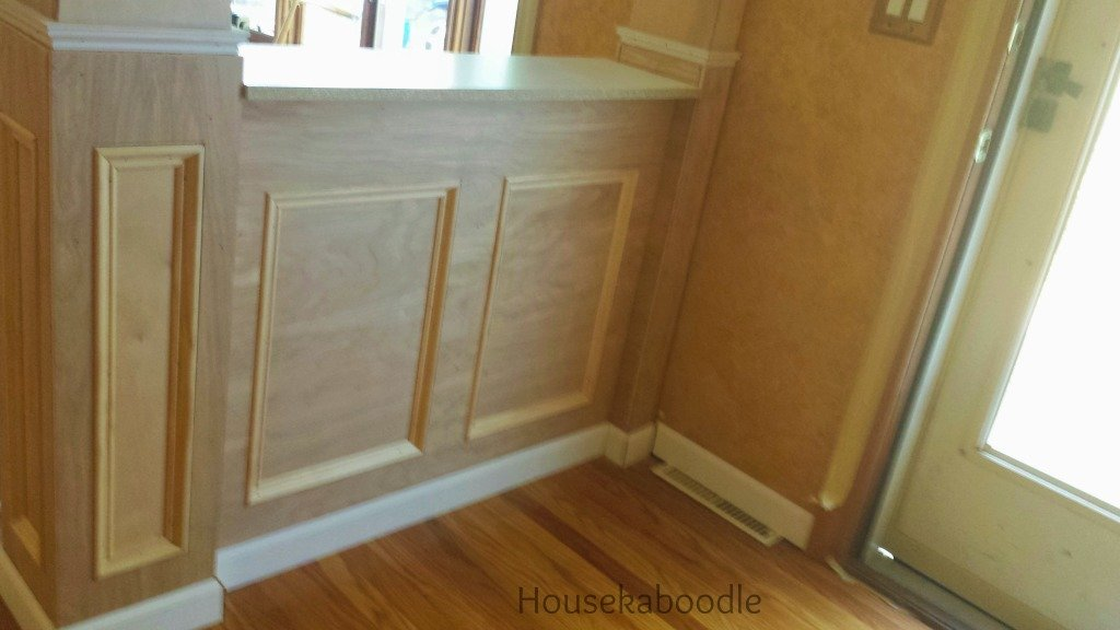 DIY Project Entryway - Housekaboodle