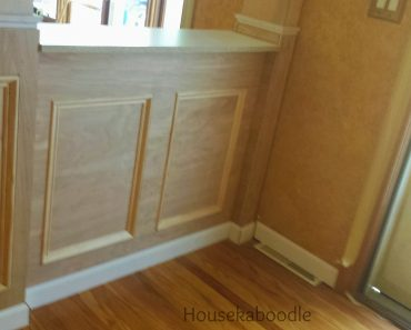 DIY Project Entryway - Housekaboodle 2