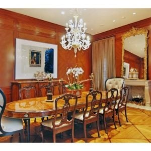 Dining rm 189 East LAKE SHORE Drive Unit PH18-20