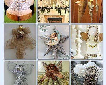 HomeTalk 15 Christmas Angels
