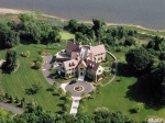 Mansion For Sale: Beautiful Home Shaped Like an X