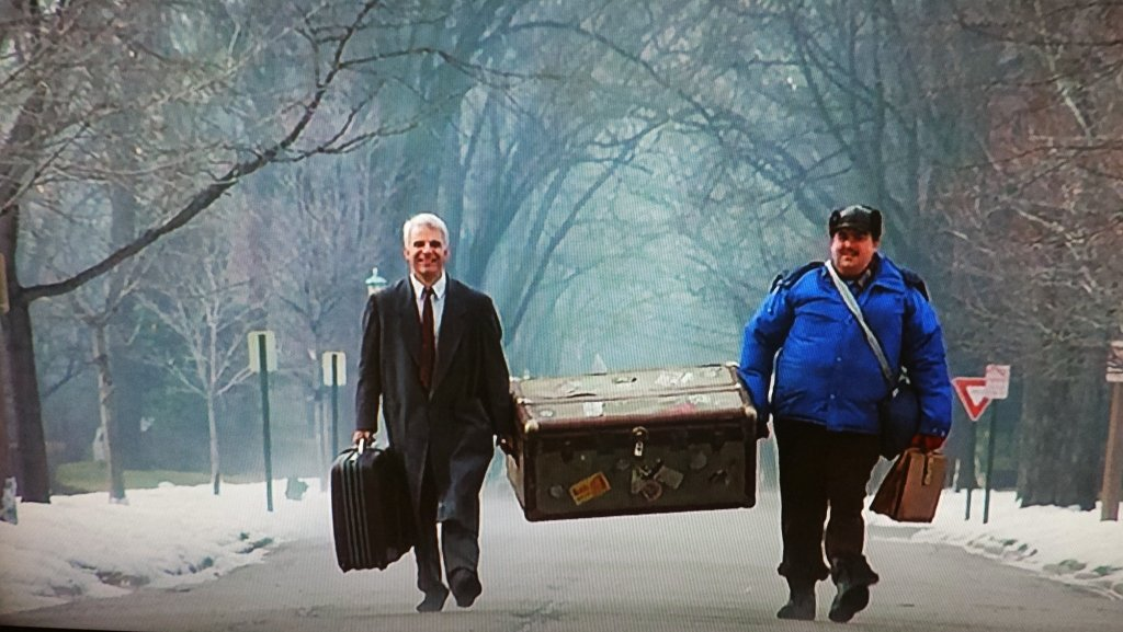 Planes Trains and Automobiles movie Steve Martin John Candy