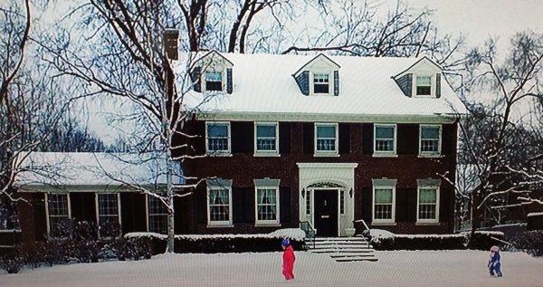 Planes Trains and Automobiles movie scene - The house