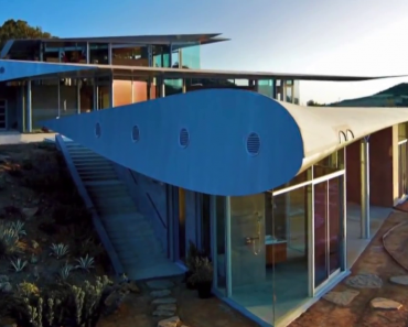 747 Wing House David Hertz Architects