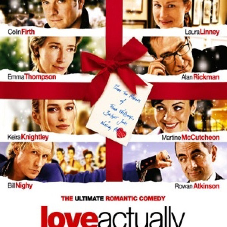 Love Actually Movie with Hugh Grant