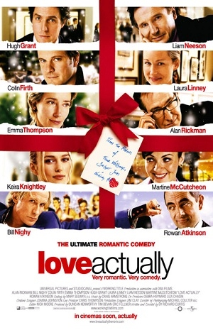 Love Actually movie poster (wikimedia fair use)