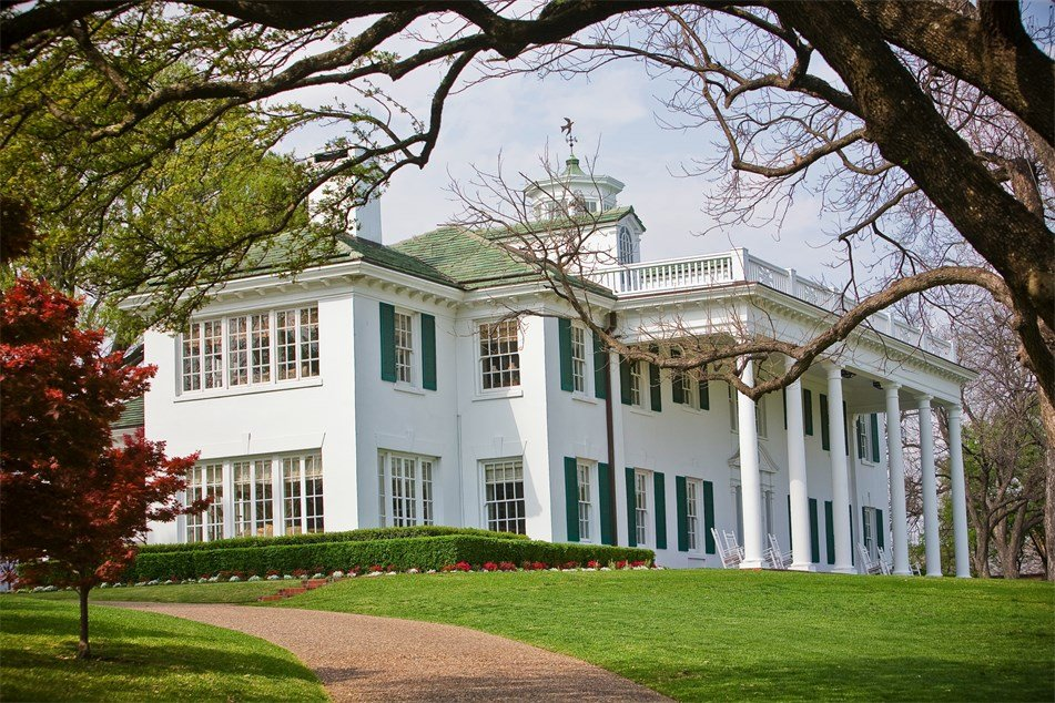 The MOST Famous Luxury Historic Home In Texas