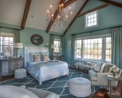 HGTV Dream Home 2015 Turquoise Bedroom