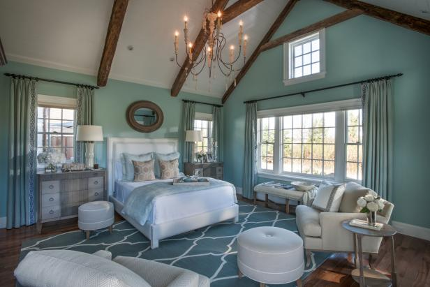 HGTV Dream Home 2015 Master Bedroom