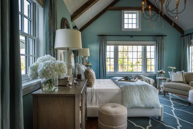 Housekaboodle - HGTV Dream Home Master Bedroom 2015