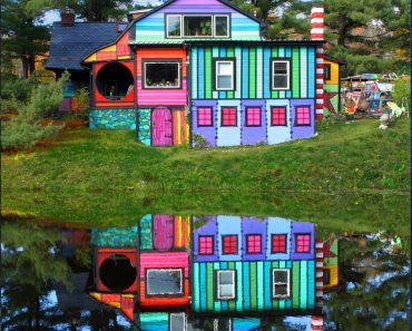Katwise, Calico Rainbow House
