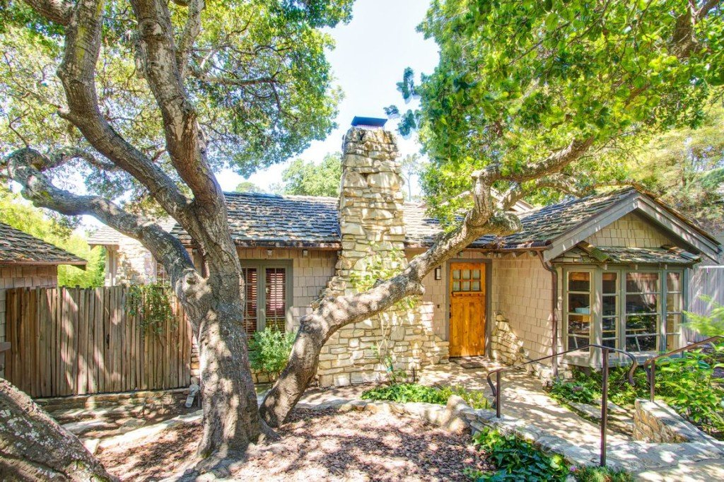 Fairytale house for sale carmelrealtycompany forest 4 sw of 7th carmel by the sea