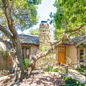 Fairytale house for sale carmelrealtycompany forest 4 sw of 7th carmel by the sea 2
