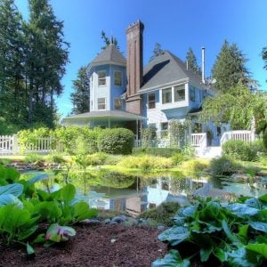 1225 SW 164th Vashon, WA French Country estate for sale - Coldwell Banker
